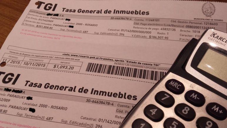 Quieren eximir a inquilinos de pagar la TGI - RosarioPlus
