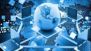 Vía internet