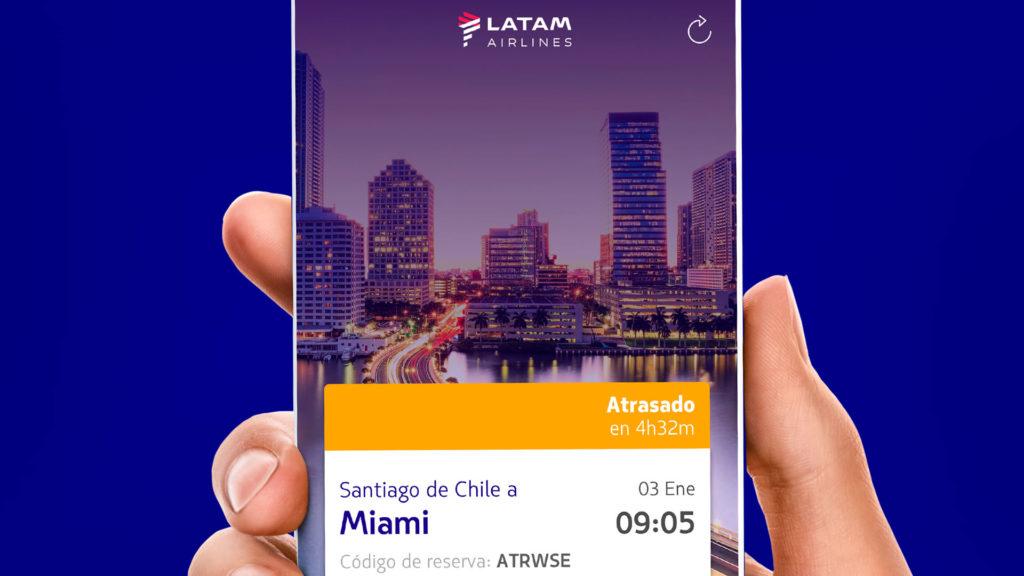 Latam agrega realidad aumentada para verificar el tamaño del equipaje — Conocedores.com