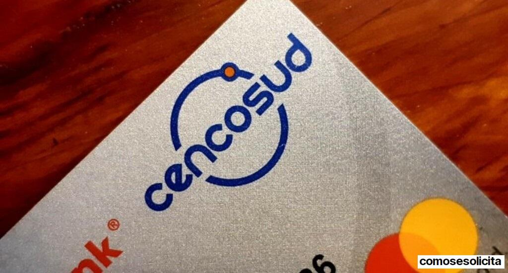 Solicitar tarjeta Cencosud | 📝 ComoSeSolicita